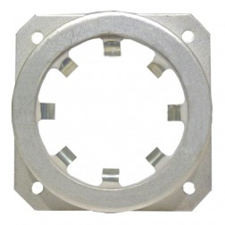 124-113-16 Bypass cap ring/sq, Flange Marked 124-113, Johnson