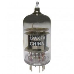 12AX7A Tube, High Mu Twin Triode  Made in China