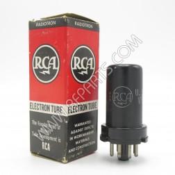 12SR7 RCA, Sylvania Duplex Diode Triode Tube (NOS/NIB)