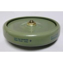 1500-15 Doorknob Capacitor, 1500pf 15kv, 20%, Radio Komponent