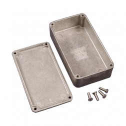 BOX1590B  Diecast Box Enclosure, Hammond