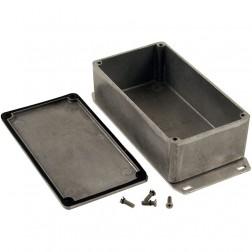 BOX1590WP1F Diecast Box Enclosure w/Flange, Watertight, Hammond