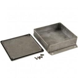 BOX1590WQF Diecast Box Enclosure w/Flange, Watertight, Hammond
