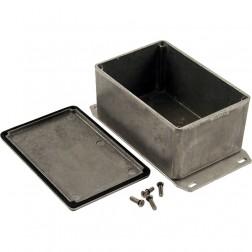 BOX1590WTF  Diecast Box Enclosure w/Flange, Watertight, Hammond