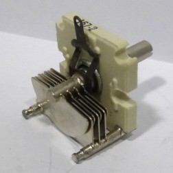 167-2-1 Variable Capacitor, Panel Mount, 2.9-25 pf, E.F. Johnson