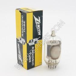 17JB6A Zenith Beam Power Pentode (NOS / NIB)