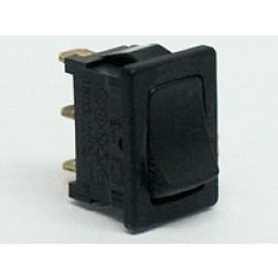 1803  Rocker Switch, SPDT, 10a 125-250vac, Kema Keur