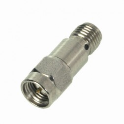 18A-03 Fixed Attenuator, SMA Male/Female, DC-18 GHz, 3dB, API / Inmet