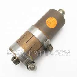 """201-017-NF Between Series Adapter Type-N Female to 1-5/8"""" Unflanged (Pull)"""