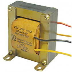 BE20926  Transformer, 24vac, 2.7amp, Primary 120vac, Basler