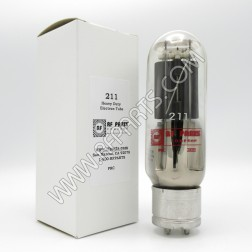 211 RF Parts Power Triode Tube