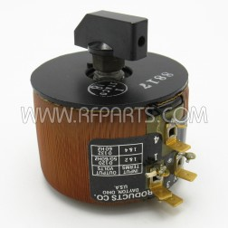 221 Statco Energy Products Variable Transformer (Variac) (Pull)