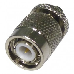 242105 Between Series Adapter, SMA Female to TNC Male, Amphenol