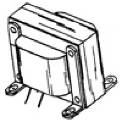 25-0300-01 Transformer, HV Plate, for DX300/KW1, Pride