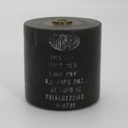 CDM Type 292 .0011 MFD 10000 PWV 10.0 Amps RMS High Voltage Mica Capacitors