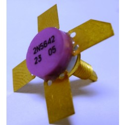2N5642-MEV Transistor, MEV