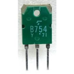 2SB754  Transistor, Silicon PNP Power Transistors