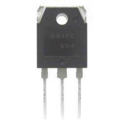 2SB817C ON Semi Transistor, Silicon PNP Planar, 140v 12amp, New Old Stock