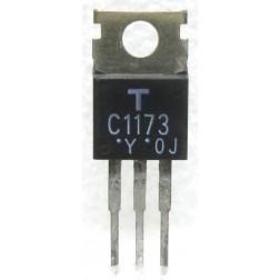 2SC1173 Toshiba Transistor, Silicon NPN, New Old Stock