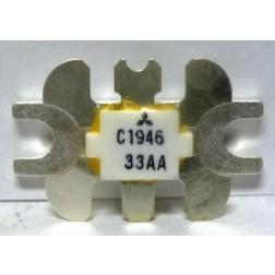 2SC1946 NPN Epitaxial Planar Transistor, 28 W, 175 MHz, 13.5 V, Mitsubishi