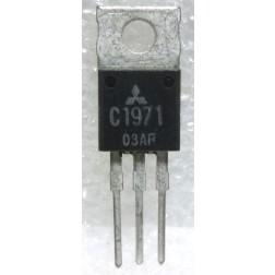 2SC1971MP Transistor, matched pair, Mitsubishi (Original)