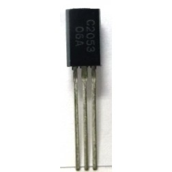 2SC2053 Mitsubishi Transistor, NPN Epitaxial Planar, 175 MHz, 13.5 V, 0.15 W, New Old Stock