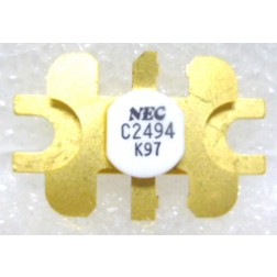 2SC2494 NEC Transistor, Flange Mount, New Old Stock