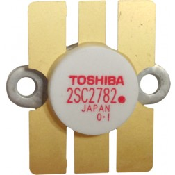 2SC2782A Toshiba NPN Silicon Epitaxial Planar Transistor Matched Pair (2) (NOS)