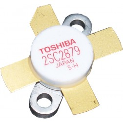 2SC2879  TOSHIBA Transistors, Matched Set of 4 (NOS)