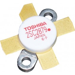 2SC2879A TOSHIBA Transistor  Matched Set of 16  Red Dot Pb Free RoHS Compliant (NOS)