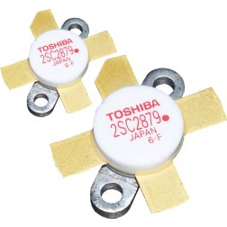 """2SC2879A Transistor, Matched Pair """"Red Dot"""" RoHS compliant, Toshiba (Not for Export)"""