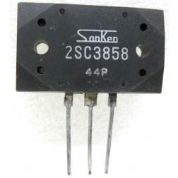 2SC3858 Transistor, Silicon NPN Triple Diffused Planar Transistor, Sanken