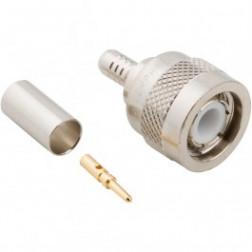 31-2373  TNC Male Crimp Connector, Cable Group C1, (Industrial Grade), Amphenol