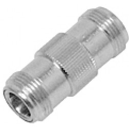 31N-50-0-2 IN Series Adapter, Type-N Female to Female Barrel, Huber/Suhner