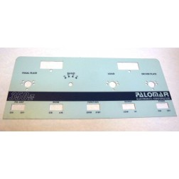 PALOFACE350Z Replacement Faceplate for Palomar 350Z