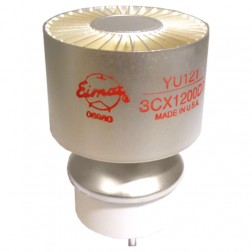 3CX1200D7 / YU121 / YU121  Eimac Transmitting Tube