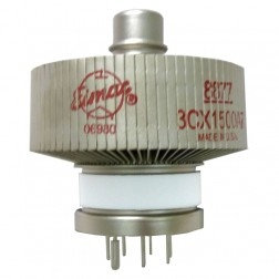 3CX1500A7 Eimac Transmitting Tube, Triode  (Clean Pullout)
