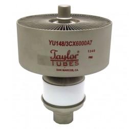 Transmitting Tube, Triode, 3CX6000A7 / YU148, Taylor Tubes