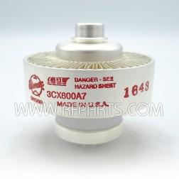 3CX800A7 EIMAC 800W Hi Mu Power Triode Tube