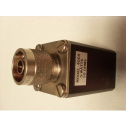 4005 Dummy load, 5 watt Type-N Male (QC), DC-1 GHz, Dielectric (Clean Used)