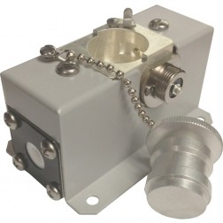 """4230-059 BIid 7/8"""" Line Section Single Element Socket with Mounting Bracket and Dummy Plug"""