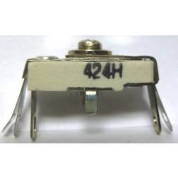 424H  Trimmer, Compression Mica, 25-150 pF, Arco