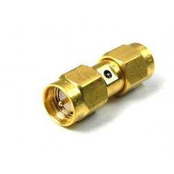 4283  IN Series Adapter, SMA Male to Male, Barrel, Pomona