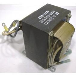 4300009 Power Transformer, 120/240vac, 7.5vac@120vac