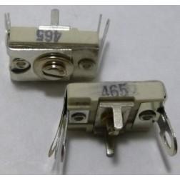465 Trimmer, compression mica, 75-380 pF