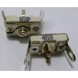 468 Trimmer, Compression Mica, 175-680 pF, Arco
