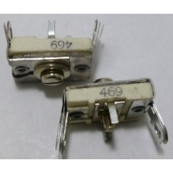 469 Trimmer, Compression Mica, 215-790 pF, Arco