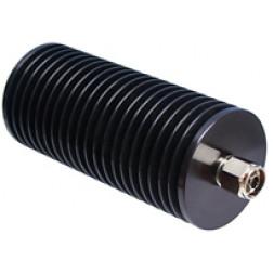 490-1  Dummy Load, 100 watt, DC-4 GHz, Type-N Male, Meca (Clean Used)