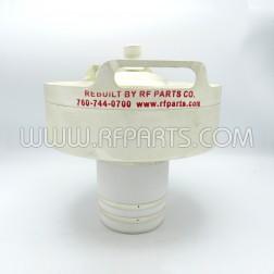 4CX20000C RF Parts Rebuilt Eimac Tetrode Transmitting Tube