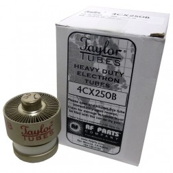 Transmitting Tube, Tetrode, Broadcast / Industrial, Taylor Tubes (4CX250B)